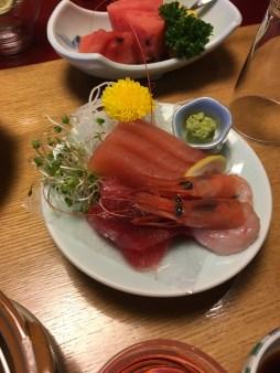 japan inn food