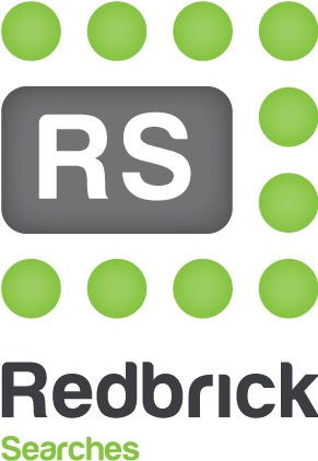 legal case management software - redbrick searches logo