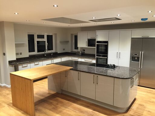 Modern Kitchen Layout Ideas Redbrook Kitchens