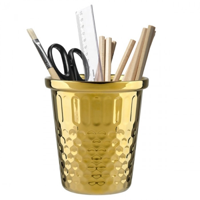 giant thimble tidy gold
