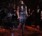 "Jordin Sparks Wears Madonna & Whitney's Dolce & Gabbana Dress On ""Late Night with Jimmy Fallon"""
