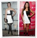 Who Wore Alice + Olivia Better? Amber Tamblyn or Khloe Kardashian