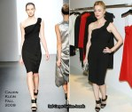 Calvin Klein Collection Boutique Launch At Saks Fifth Avenue