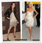 Who Wore Roberto Cavalli Better? Milla Jovovich or Paris Hilton