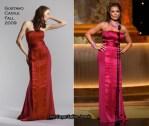 Vanessa Williams Hosts The Daytime Emmy Awards Wearing Gustavo Cadile