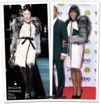 """Runway To """"Valentino: The Last Emperor"""" Milan Premiere - Naomi Campbell In Dolce & Gabbana"""