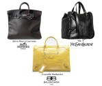 Heidi Montag's Obsession - Oversized Bags