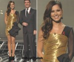 Runway To X Factor Week 8 - Cheryl Cole In Stéphane Rolland Couture