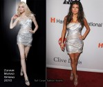 """Runway To Grammy Awards """"Salute To Icons Honoring Doug Morris"""" Clive Davis Event - Fergie In Zuhair Murad"""
