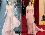 Runway To 2010 Oscars - Anna Kendrick In Elie Saab Couture