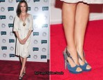 """Work of Art Event"" Screening - Sarah Jessica Parker Wearing Nicholas Kirkwood Heels"