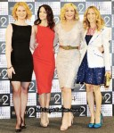 """""""Sex And The City 2"""" Japan Photocall"""