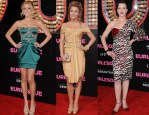 """The Rest Of The Looks From The """"Burlesque"""" LA Premiere"""