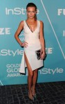 Katie Cassidy In Versace – 2011 Golden Globe Awards Season And Miss Golden Globe Announcement Party