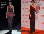 Tu Jingwei in Badgley Mischka - Cosmo Women Of The Year Awards