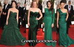 2011 Golden Globe Awards Red Carpet Trends