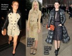 Shop Her Closet - Burberry Edition