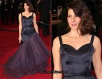 Marisa Tomei In Lily et Cie 1950 Charles James - 2011 Oscars
