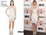 Mia Wasikowska In Rodarte For Opening Ceremony - 2011 Independent Spirit Awards