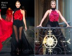 Beyonce Knowles In Gucci, Marc Jacobs, Isabel Marant, Balmain & Roland Mouret