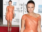 "Malin Akerman In J Mendel - 2011 Tribeca Film Festival ""Bang Bang Club"" Premiere"