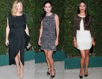 Chanel's Benefit Dinner For The Natural Resources Benefit