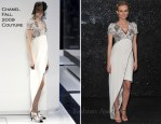 Diane Kruger In Chanel Couture - Front Row @ Chanel Couture