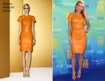 Blake Lively In Gucci - 2011 Teen Choice Awards
