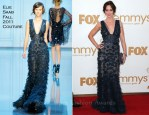 Emily Blunt In Elie Saab Couture - 2011 Emmy Awards