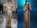 Florence Welch In Jason Wu - Debit MasterCard Priceless Music Show