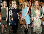 Mulberry Hosts Exclusive Pool Party At The Chateau Marmont