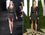 Kate Bosworth In Prabal Gurung - 2012 Vanity Fair Oscar Party