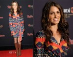 Nikki Reed In Whitney Eve - Rolling Stone's Bacardi Bash: 150 Years of Rocking The Party