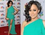 Tia Mowry In BCBG Max Azria - 2012 NAACP Image Awards