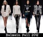 Balmain Fall 2012