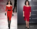 Lynn Collins In Prabal Gurung - 'Magic City' New York Screening
