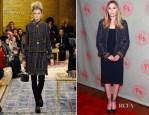 Elizabeth Olsen In The Row & Chanel - Atlantic Theater Company Spring Gala