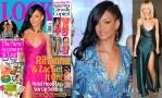 Rihanna For Look Magazine