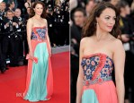 Bérénice Béjo In Prada – 'Lawless' Cannes Film Festival Premiere