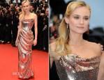 Diane Kruger In Vivienne Westwood - 'Amour' Cannes Film Festival Premiere