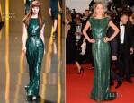 Doutzen Kroes In Elie Saab - 'Cosmopolis' Cannes Film Festival Premiere