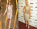 Elizabeth Banks In Elie Saab - 'People Like Us' New York Screening