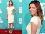 Eva Amurri In Holmes & Yang - 2012 MTV Movie Awards