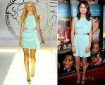 Selena Gomez In Versace - Alliance For Children's Rights 3rd Annual Celebrity Right To Laugh Event