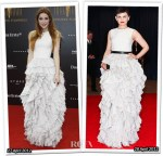 Who Wore H&M Conscious Collection Better? Lena Mayer-Landrut or Ginnifer Goodwin