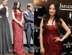 Zhao Wei In Lanvin - Jaeger-LeCoultre Rendez-Vous Launch Party