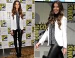 Kate Beckinsale In Rag & Bone - 'Total Recall' Panel Comic-Con 2012
