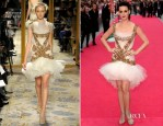 Katy Perry In Marchesa -'Katy Perry: Part of Me 3D' London Premiere