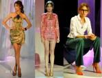 Nieves Alvarez In Andrew Gn, Frankie Morello & Pinko – Solo Moda