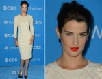Cobie Smulders In Temperley London - CBS 2012 Fall Premiere Party